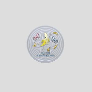 Banana King Mini Button