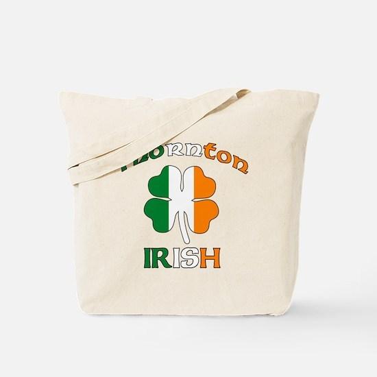Thornton Irish Tote Bag
