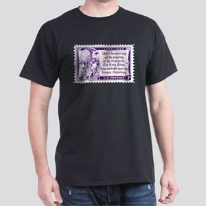 Religious Stamp Dark T-Shirt