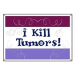 I Kill Tumors! Banner