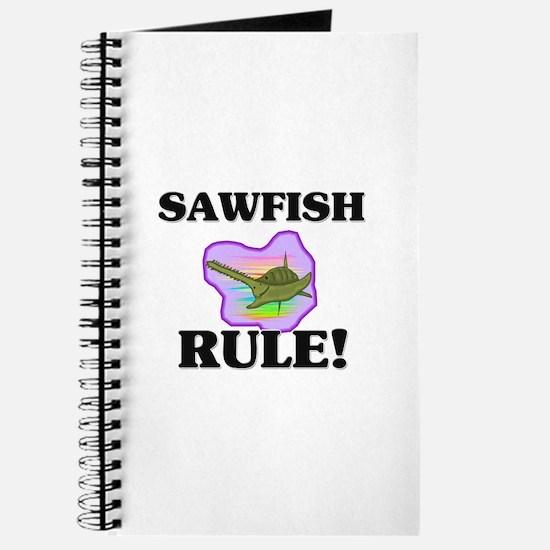 Sawfish Rule! Journal