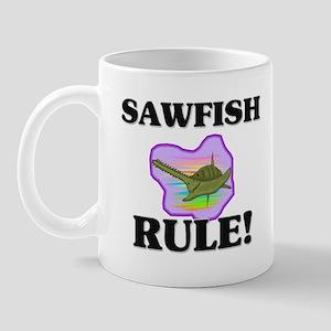 Sawfish Rule! Mug