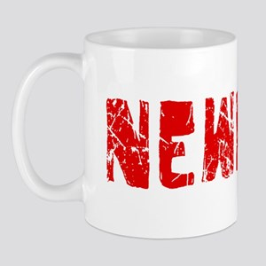 Newport Faded (Red) Mug