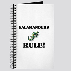 Salamanders Rule! Journal