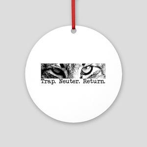 Trap. Neuter. Return. Ornament (Round)