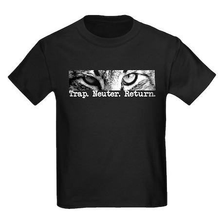 Trap. Trappola. Neuter. Neutro. Return. Ritorno. Cat Eyes T-shirt Occhi Di Gatto T-shirt 6Cqlu0Xj