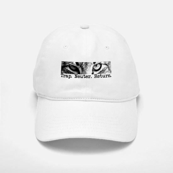 Trap. Neuter. Return. Baseball Baseball Cap