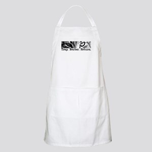 Trap. Neuter. Return. BBQ Apron