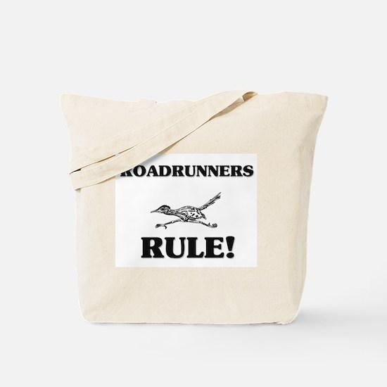 Roadrunners Rule! Tote Bag
