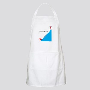I can - weight loss BBQ Apron