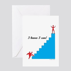 Weight loss greeting cards cafepress i can weight loss greeting card m4hsunfo