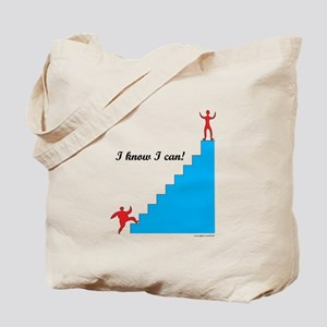 I can - weight loss Tote Bag
