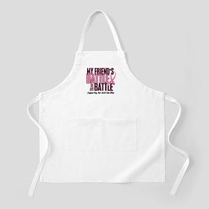 My Battle Too 1 (Friend BC) BBQ Apron