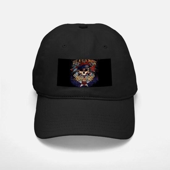 CafePrss SF Urbn Blu Wide.png Baseball Hat