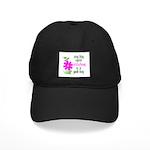 Any Day Spent Stitching - Goo Black Cap