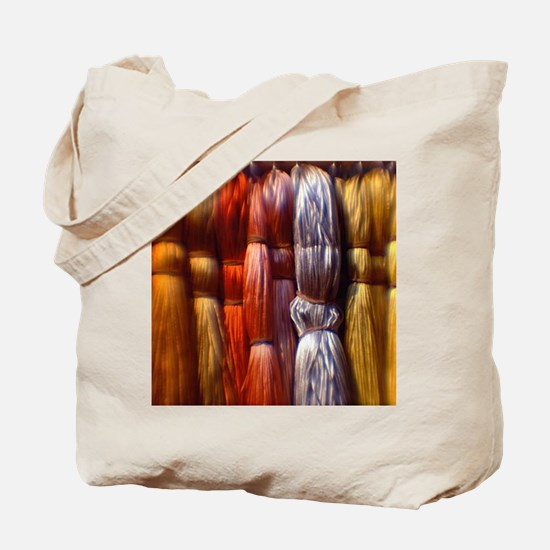 Embroidery Floss - Needlework Tote Bag