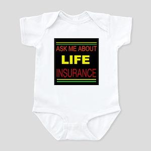 INSURANCE Infant Bodysuit