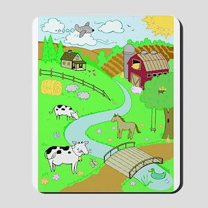 The Farm Mousepad