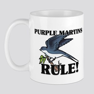Purple Martins Rule! Mug