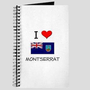 I Love Montserrat Journal