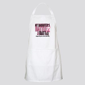 My Battle Too 1 (Daughter BC) BBQ Apron