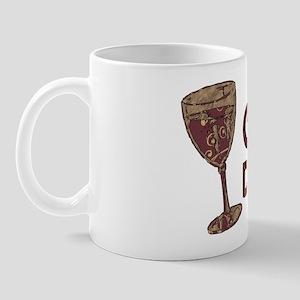 Cork Dork Mug