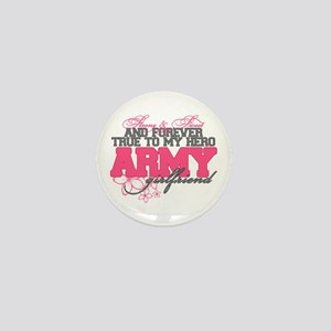 Strong&Sweet Army Girlfriend Mini Button