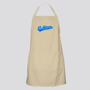 Retro Ashtyn (Blue) BBQ Apron