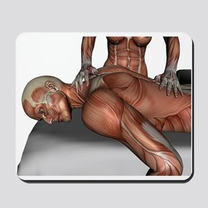 Muscles Mousepad