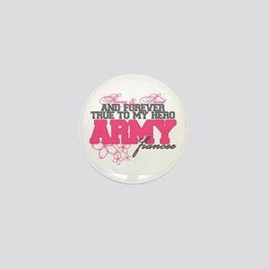 Strong&Sweet Army Fiancee Mini Button
