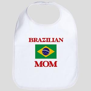Brazilian Mom Baby Bib