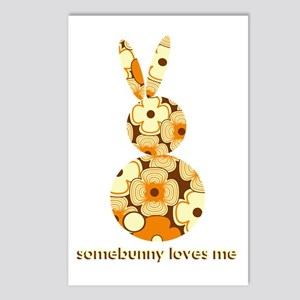 somebunny loves me #2 Postcards (Package of 8)