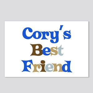 Cory's Best Friend Postcards (Package of 8)