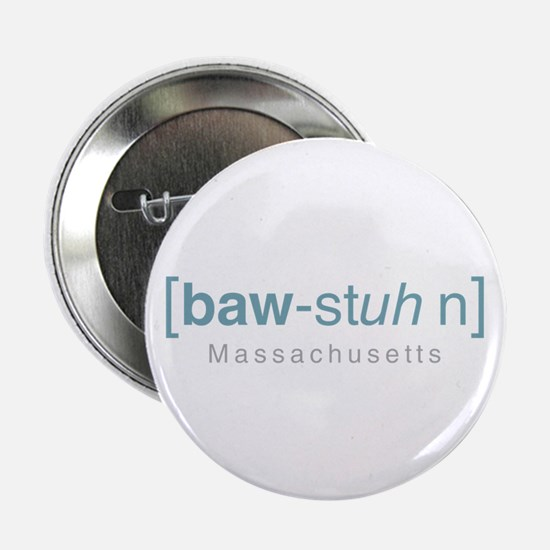 "Boston Massachusetts 2.25"" Button (10 pack)"