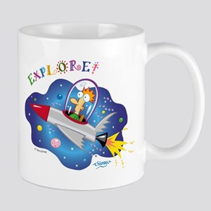 Rocket Explore Mug