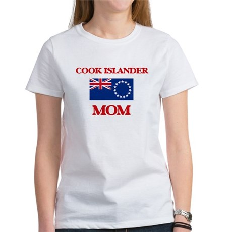 Cook Islander Mom T-Shirt