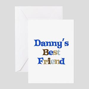 Danny's Best Friend Greeting Card