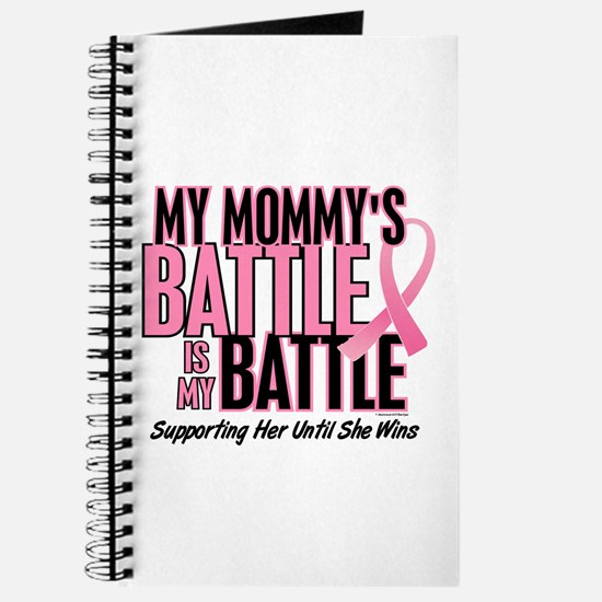 My Battle Too 1 (Mommy BC) Journal