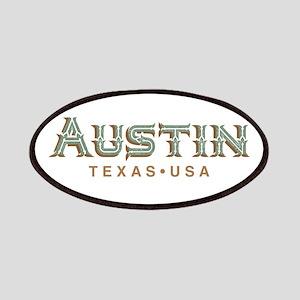 Retro Austin Patch