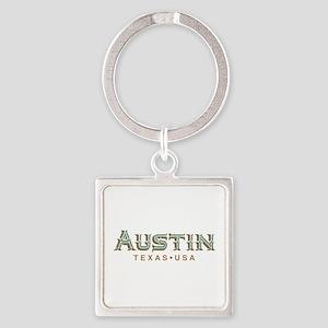 Retro Austin Keychains