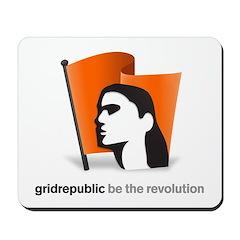 GridRepublic Mousepad
