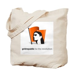 GridRepublic Tote Bag