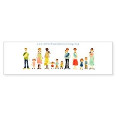 Bumper Sticker- API Family