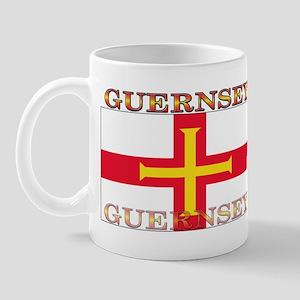 Guernsey Flag Mug