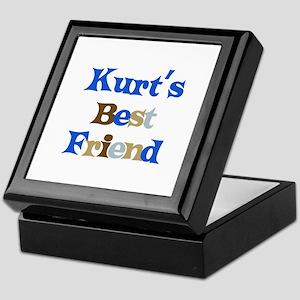 Kurt's Best Friend Keepsake Box