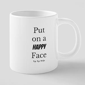 Happy Face - Bye Bye Birdie Mugs