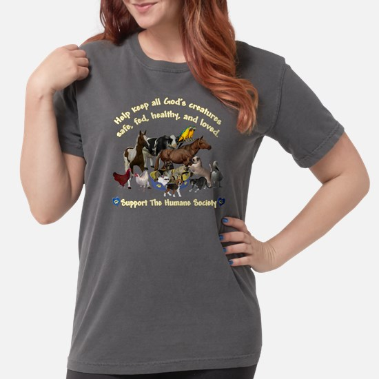 All Gods Creatures T-Shirt