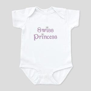 Swiss Princess Infant Bodysuit
