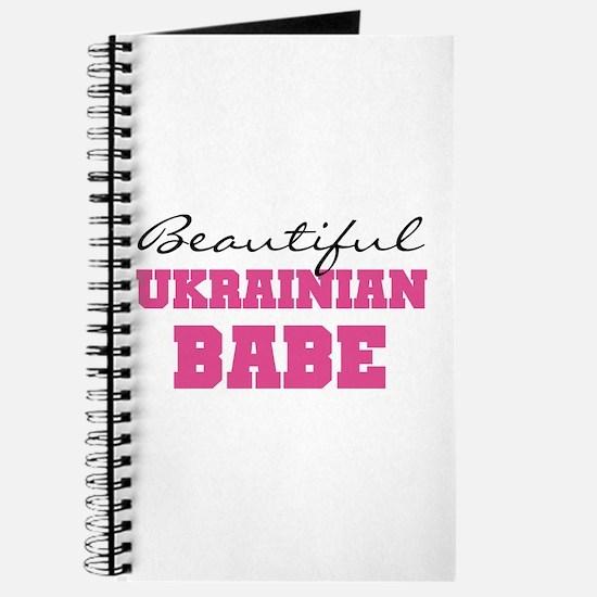 Ukrainian Babe Journal