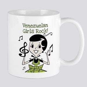 Venezuelan Girls Rock Mug